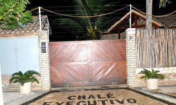 Apart-hotel Chalé Executivo