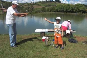 Pesqueiro E Pousada Fazolin