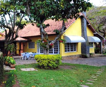 Casa Do Ipê Amarelo
