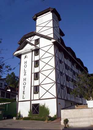 Holz Hotel Joinville