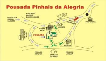 Pousada Pinhais Da Alegria